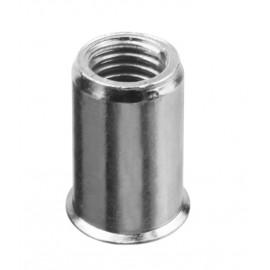 Insert fileté acier tête réduite FAR, M3x8.5mm