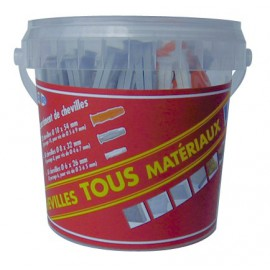 Assortiments de chevilles multifix