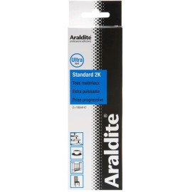 Colle ARALDITE Progressive 2 tubes 100ml