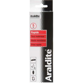 Colle ARALDITE Rapide 2 tubes 100ml