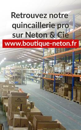 accès boutique Neton